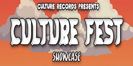 Culture Fest tickets
