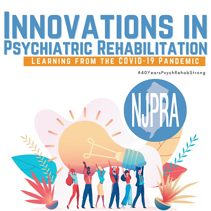 41st Fall Conference: Innovation in Psychiatric Rehabilitation- 3 Mornings image