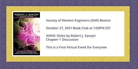 SWE Boston October Book Club tickets