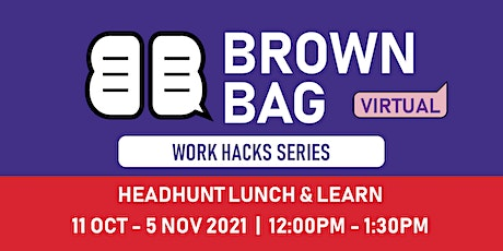 Brown Bag : Motivating Yourself and Others tickets
