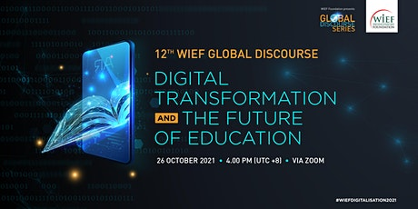 Digital Transformation and the Future of Education Tickets