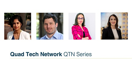 The Future of 5G Governance | QTN Series: In Conversation tickets