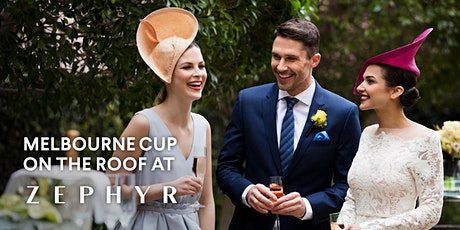 Melbourne Cup 2021 at Zephyr Rooftop Bar tickets