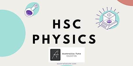 HSC Physics tickets