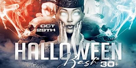 Halloween Bash 2021 30+ tickets