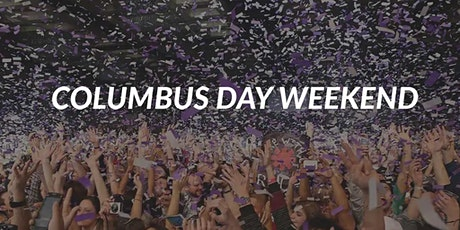 Columbus Day weekend New york city party cruise tickets