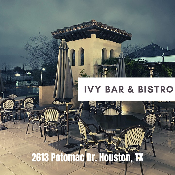 Bachata on the Rooftop! Latin Night Party at Ivy Bar & Bistro, Houston image