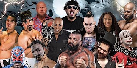 Dogg Pound Championship Wrestling presents: NIGHTMARE AT DA WOODLAWN tickets