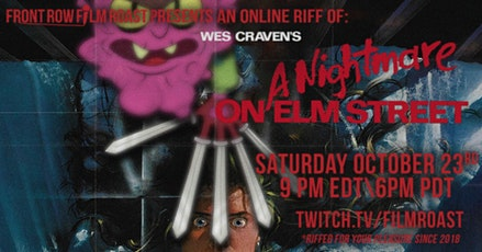 Free Online Riff of A Nightmare on Elm Street tickets