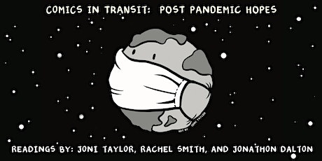 Comics in Transit: Post Pandemic Hopes Part One tickets