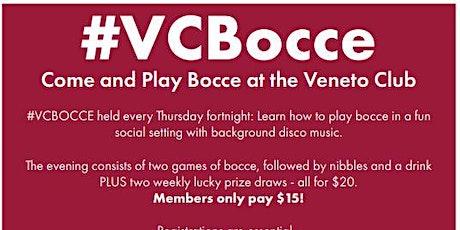 #VCBOCCE -11th November  2021 (#10-2021) tickets