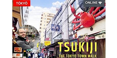 Japan - Virtual Tsukiji Fish Market & Hongwanji Temple Tour tickets