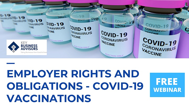 Employer Rights And Obligations - Covid-19 Vaccinations image