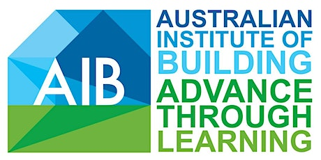 70th Annual General Meeting of the Australian Institute of Building tickets