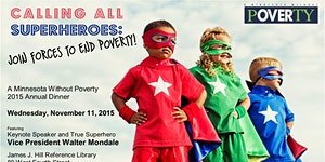 A Minnesota Without Poverty 2015 Annual Dinner
