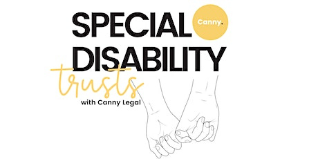 Special Disability Trusts tickets