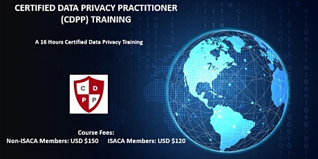 Asia_Certified Data Privacy Practitioner (CDPP) Training Program_D tickets