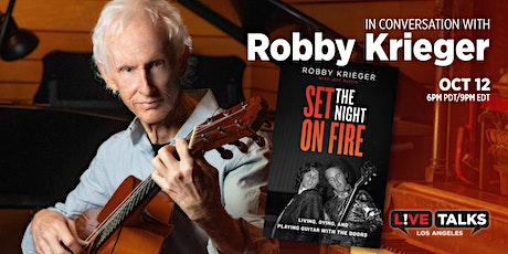 An Evening with Robby Krieger (Virtual Event) tickets