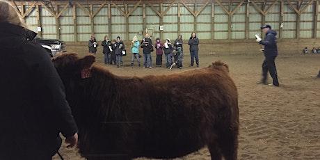 Beef Symposium tickets
