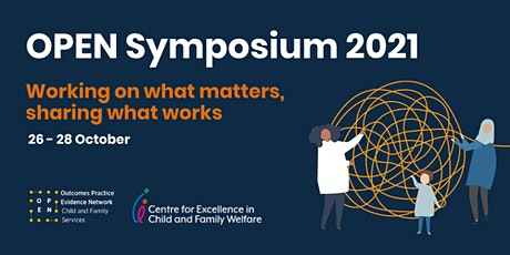 OPEN Symposium 2021 tickets