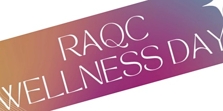 RaqC Wellness Day tickets