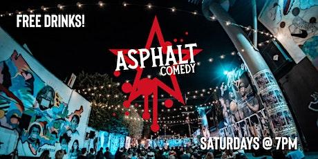 Greg Fitzsimmons, Atsuko Okatsuko, Adam Ferrera & More at Asphalt Comedy! tickets