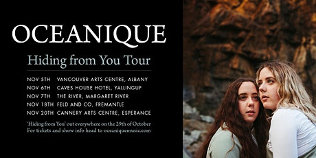Oceanique 'Hiding from You' Single Launch - Fremantle tickets