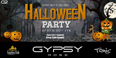 Gypsy Rose Tonic Halloween Party tickets