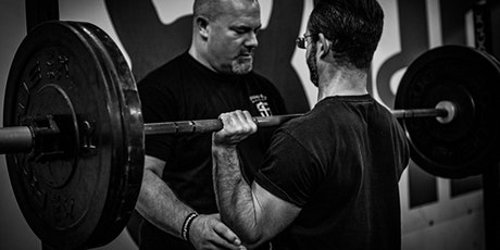 Barbell 201: Stand Strong Workshop—Roma, Italy biglietti