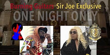 The Fashion Life Tour  Burning Guitars Sir Joe Exclusive Fashion Show DTLA tickets