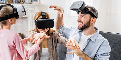 What is Virtual Reality? An Online Seminar for Families - Mandarin tickets
