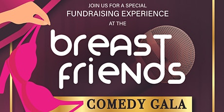 Breast Friends Comedy Gala! [CAIRNS] tickets