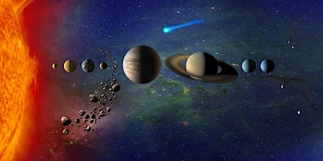After school: Solar System Virtual Expedition tickets