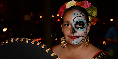 Catrina Face Painting for Beginners  Workshop tickets
