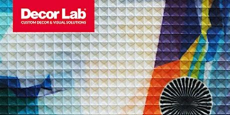 Acustica: materiali, idee e soluzioni biglietti