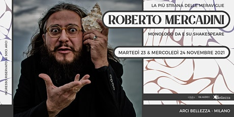 Roberto Mercadini: da e su Shakespeare tickets