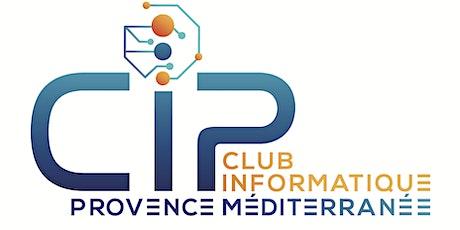 Lundi du CIP-11 octobre 2021 18h30 - Sophia-Antipolis billets