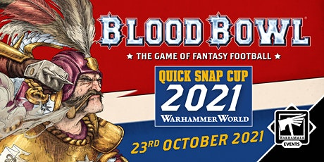 Blood Bowl Quick Snap tickets