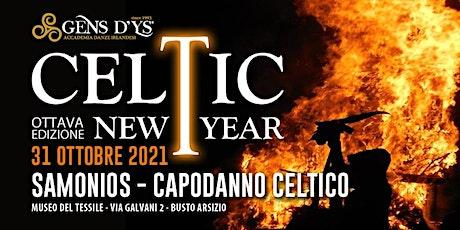 Capodanno Celtico biglietti