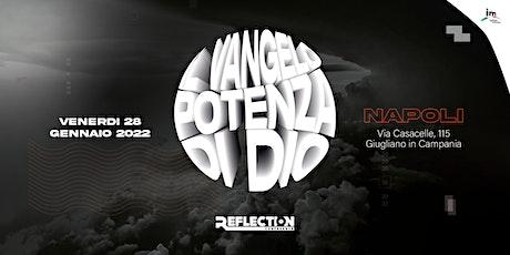 Reflection Conference - Il Vangelo Potenza di Dio   Leaders biglietti