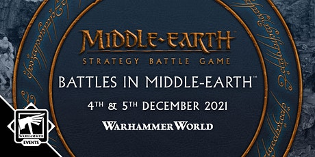 Battles in Middle-earth™ tickets