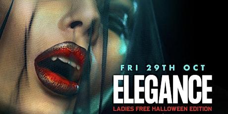 Elegance Halloween Edition tickets