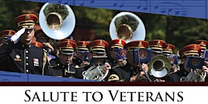 KENNEDY CENTER: The U.S. Army Band presents: Salute to...
