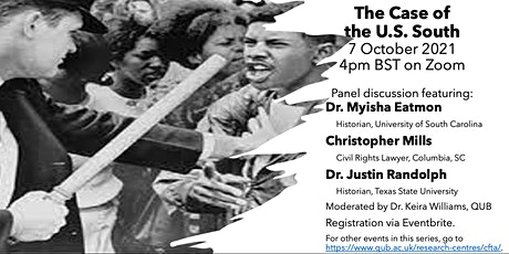 Race and Policing Series: The Case of the U.S. South tickets