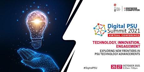 Digital PSU Summit 2021 Virtual Conference tickets