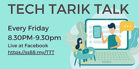 Tech Tarik Talk (TTT) tickets