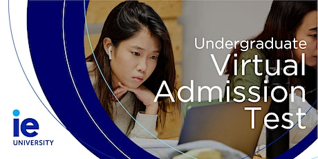 Virtual Admission Test: Bachelor Programs tickets