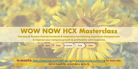H- CX Masterclass Intensive - Online tickets