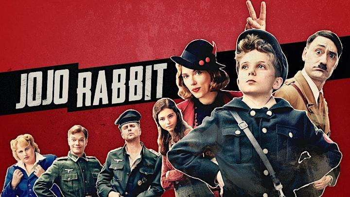 Afbeelding van Jojo Rabbit in Spoorhuis Filmhuis