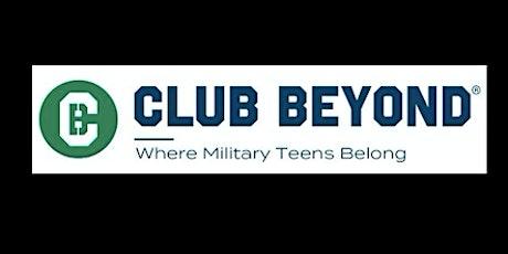 Dessert Fundraiser benefitting Club Beyond billets